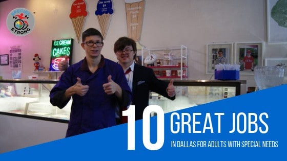 special needs jobs in dallas