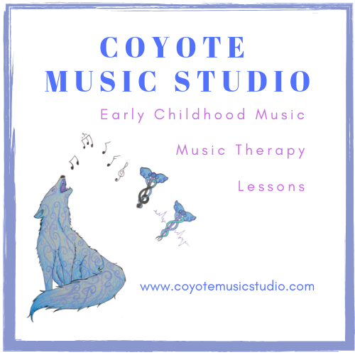 Coyote Music Studio Music Education and Therapy