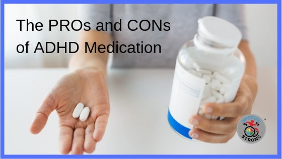 PROs and CONs ADHD Medication