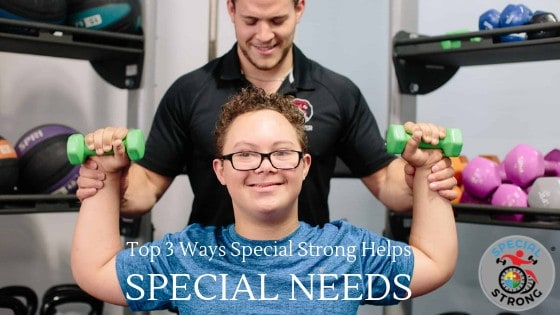 Top 3 Ways Special Strong Helps