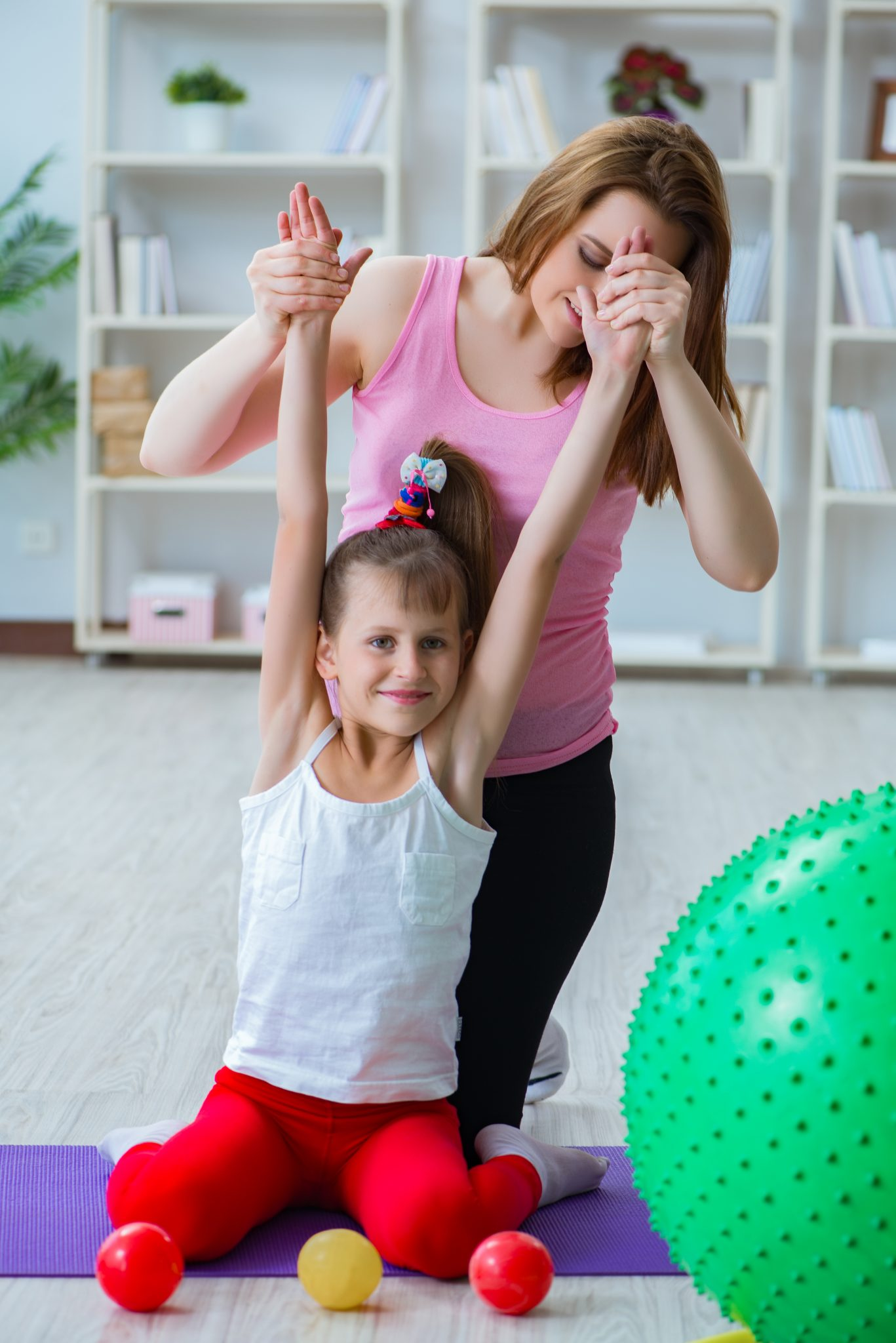 Gyms for Children with Disabilities