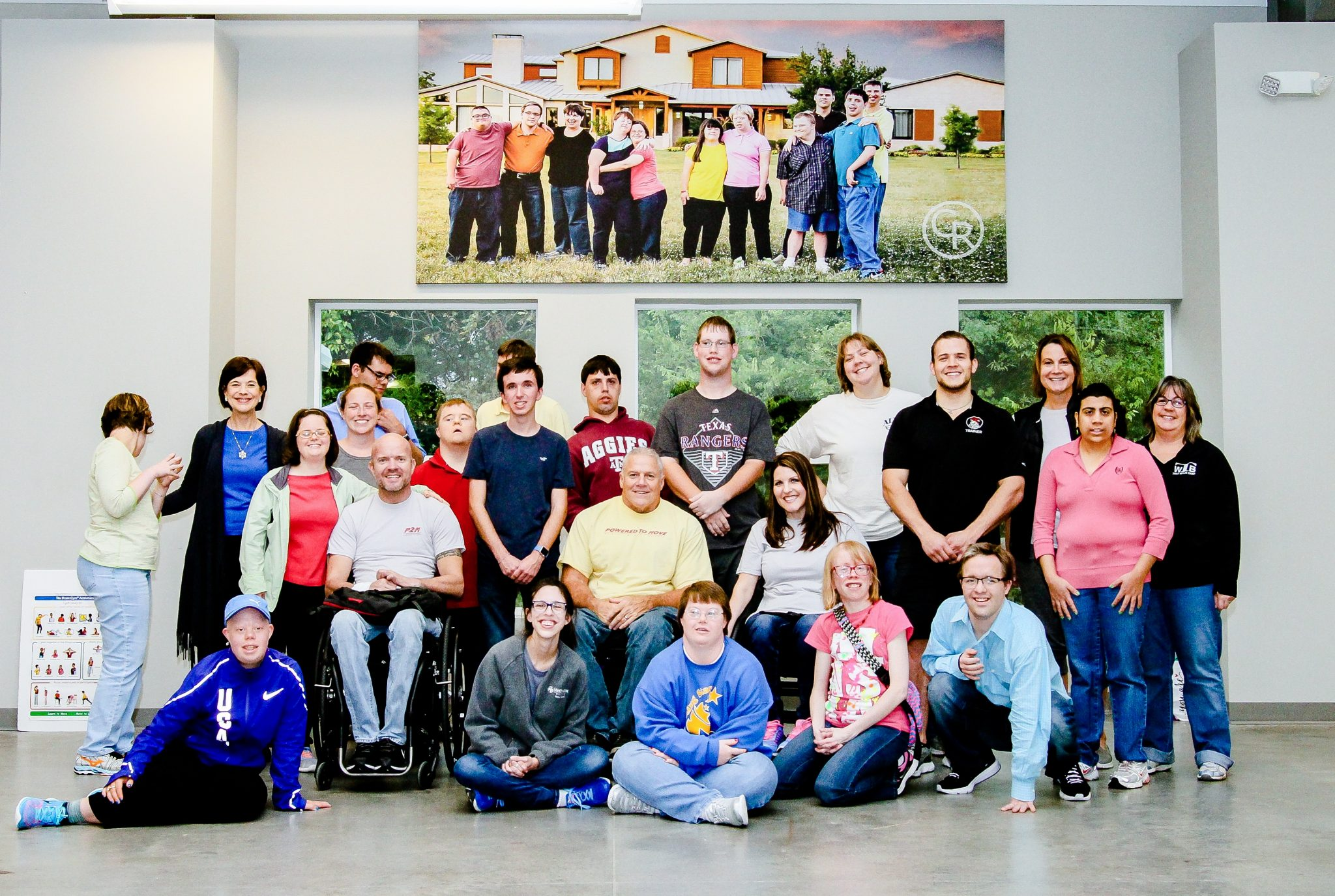 cornerstone-ranch-mckinney-group-down-syndrome-special-needs-autism-exercise