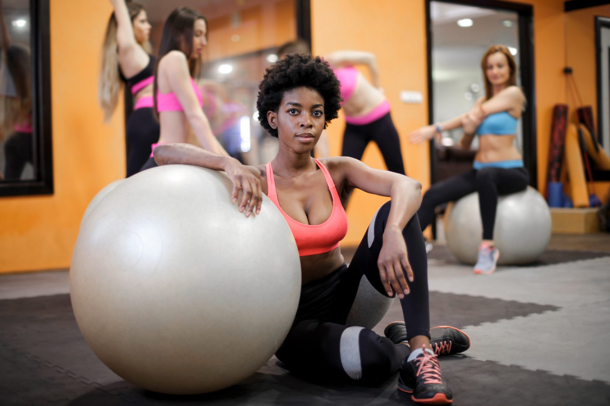 starting a fitness studio