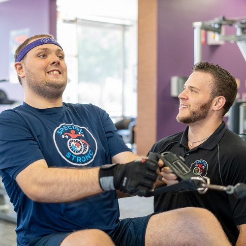 fitness personal trainer for special needs