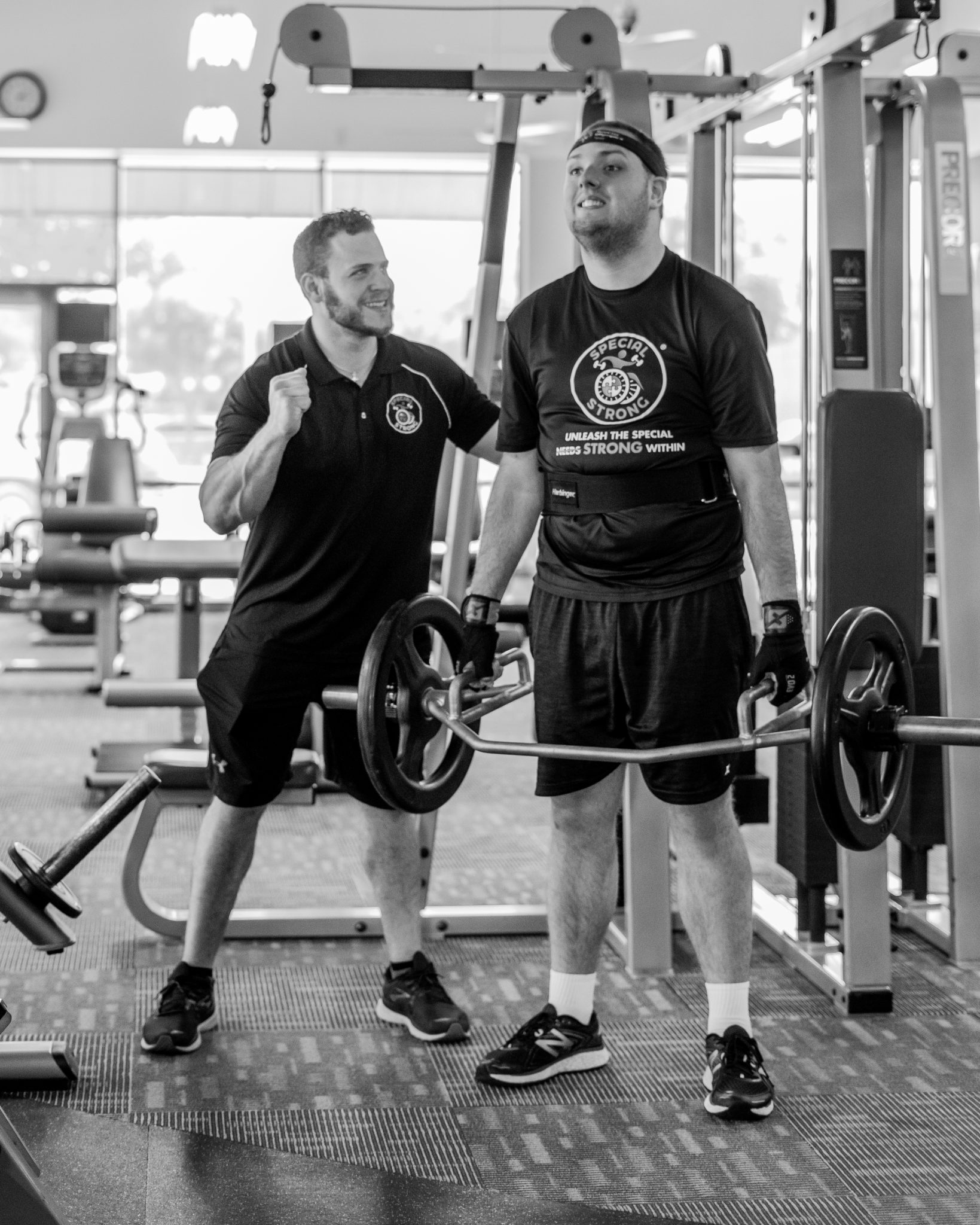 special strong adaptive fitness training deadlift