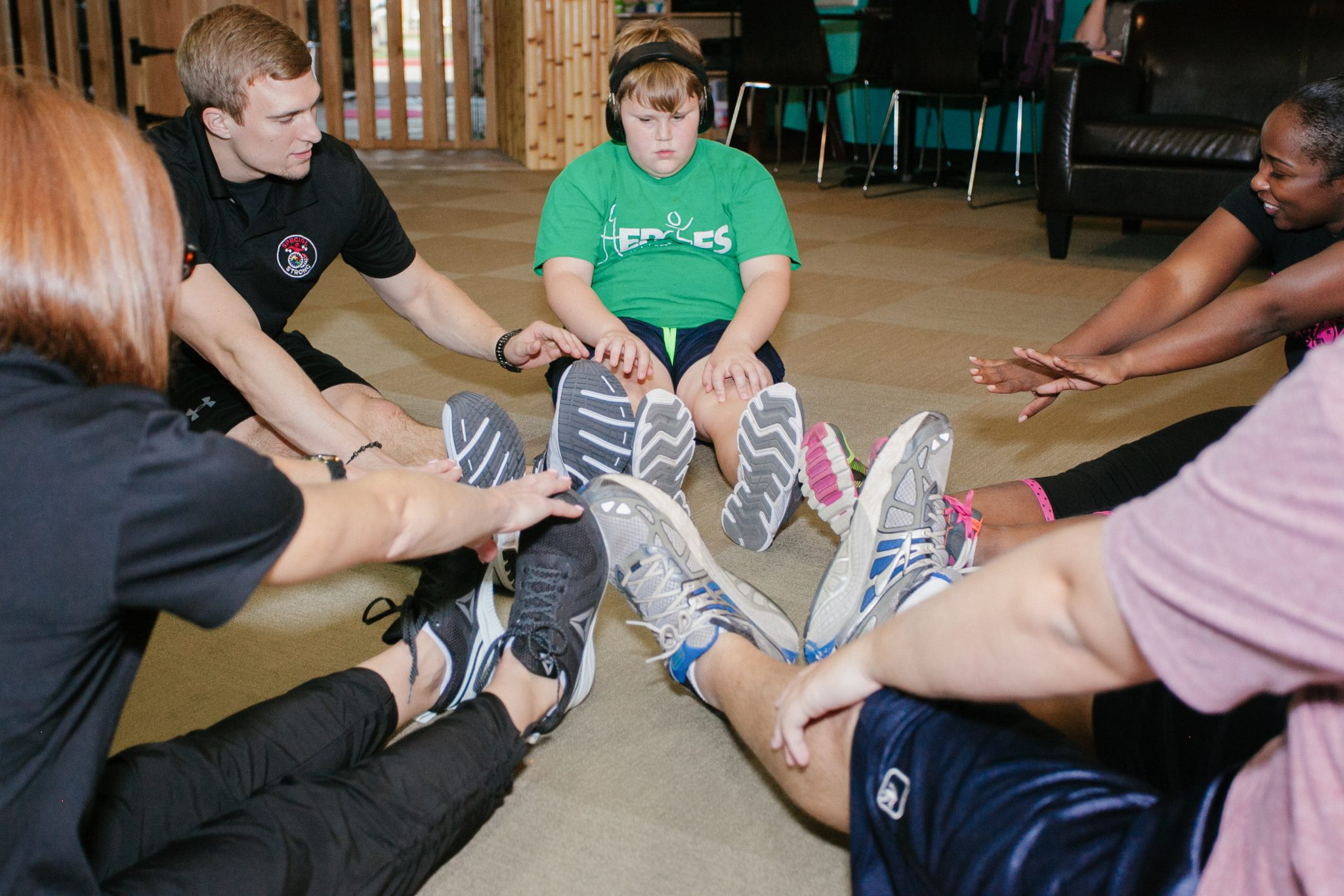 special strong adaptive fitness group