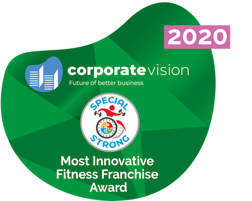Fitness Franchise Corporate Vision Award 500